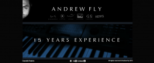 andrew fly, website