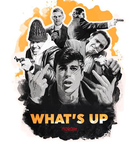What's Up Morons – A film by Charlotte Zang (Music by Andrew Fly)
